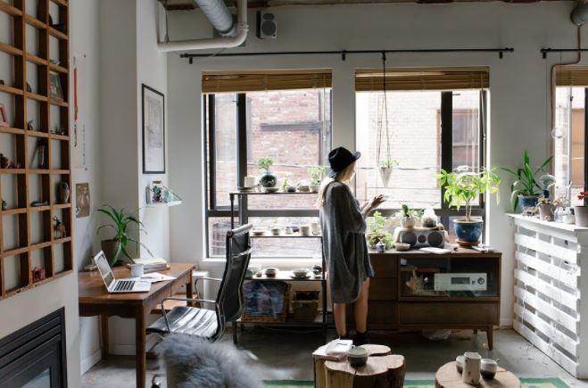 Diseño de interiores con tiendas online