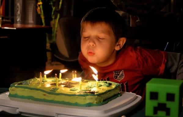 Detalles de cumpleaños